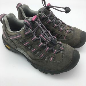 Keen Youth Targhee Hiking Shoes Size 3